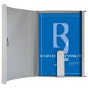 Armoire Design pour registre d'accessibilité