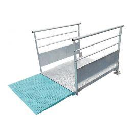 KIT KMINO (1 plancher-1 becquet- 2 eclisses- 2 pieds)