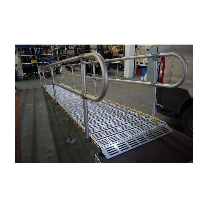 Rampe Enroulable WIND - Main Courante de 2 m