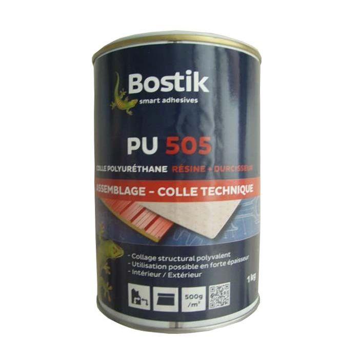 Colle PU 505 pour dalle intérieure