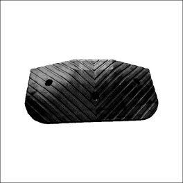 Module d'Extrémité pour Ralentisseur 50 mm