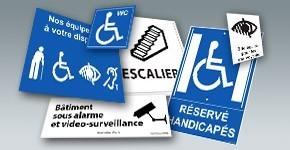 Panneaux d'Information Equipement