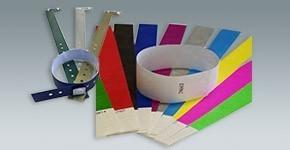 Bracelet Vinyle et Tyvek