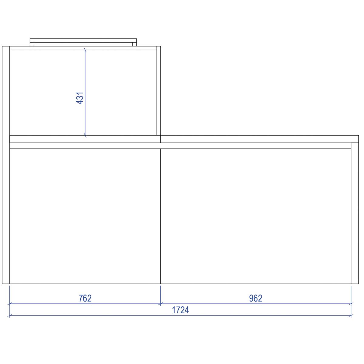 Schema de profil de la banque d'accueil avec dimensions 2