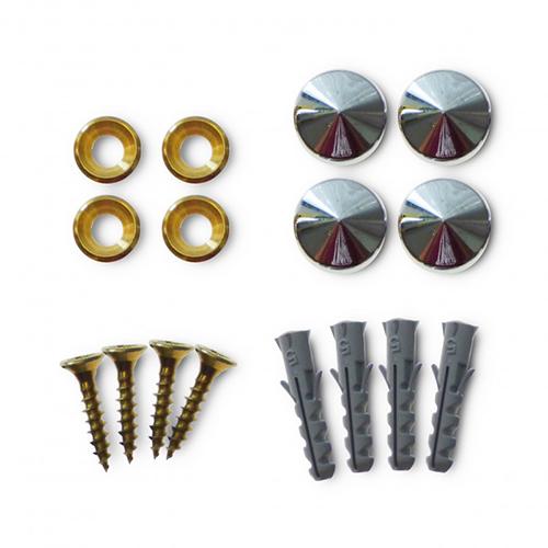 kit de fixation pour miroir plexhichoc