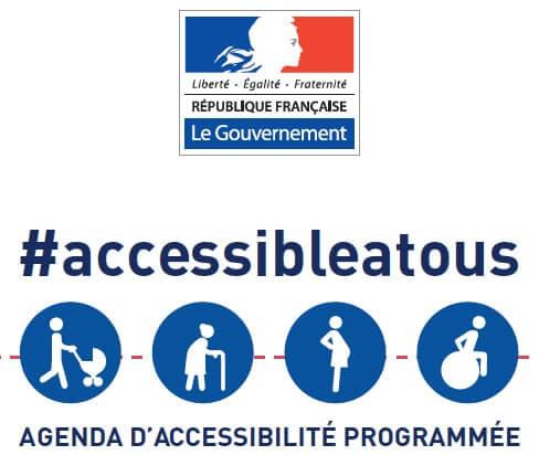 ADAP Agenda d'accessibilité programmée