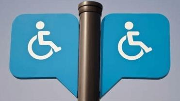 autre panneau stationnement handicapé