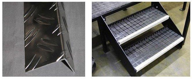 Escalier ext rieur accessible pmr et personnes handicap es for Peinture antiderapante exterieur
