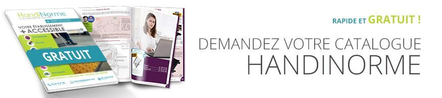 Demandez votre catalogue Handinorme