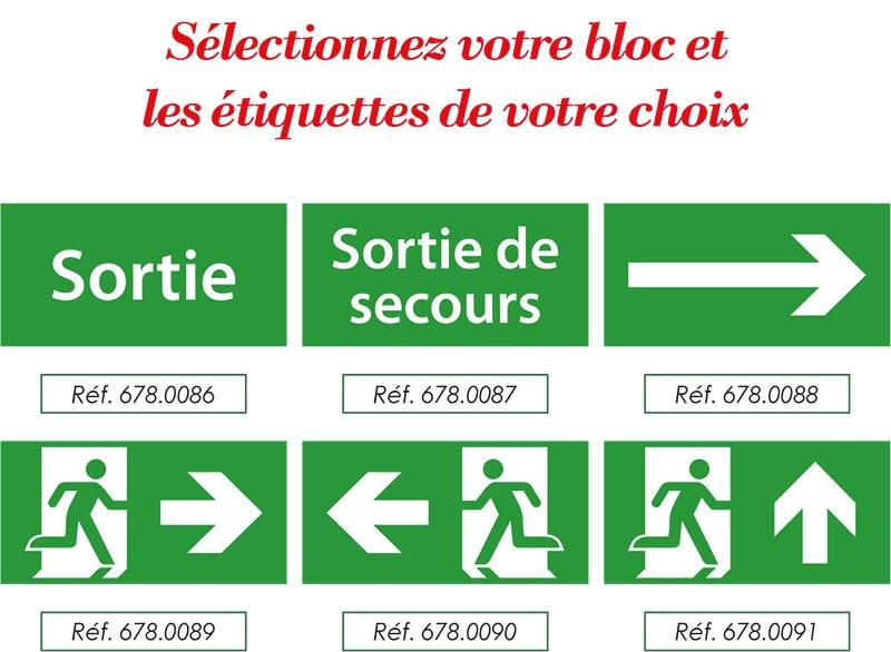 Choix etiquette