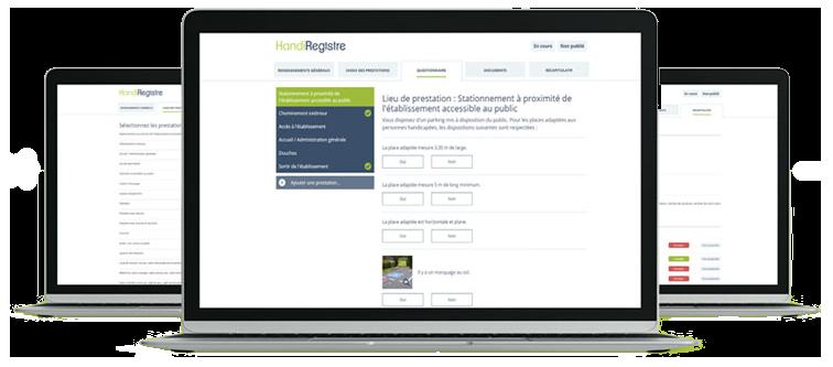 Handiregistre, registre d'accessibilité en ligne