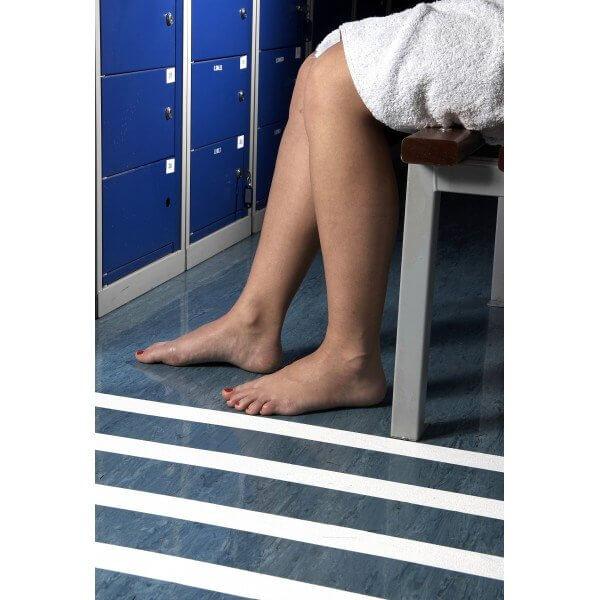 bandes adhésives accessibilité sols glissants