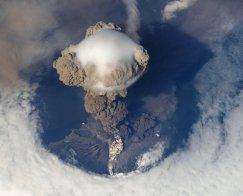 Que faire en cas de feu d'éruption volcanique ?