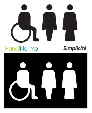 logo PMR proposition classique simple