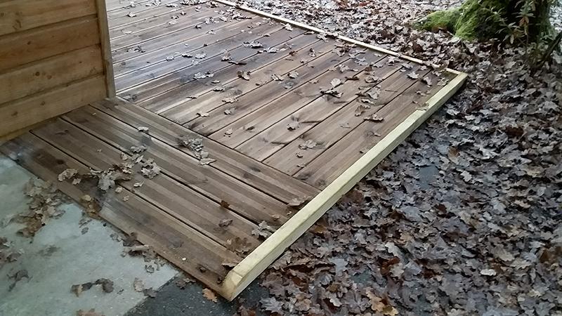 rampe de seuil en bois fabriquee par handinorme
