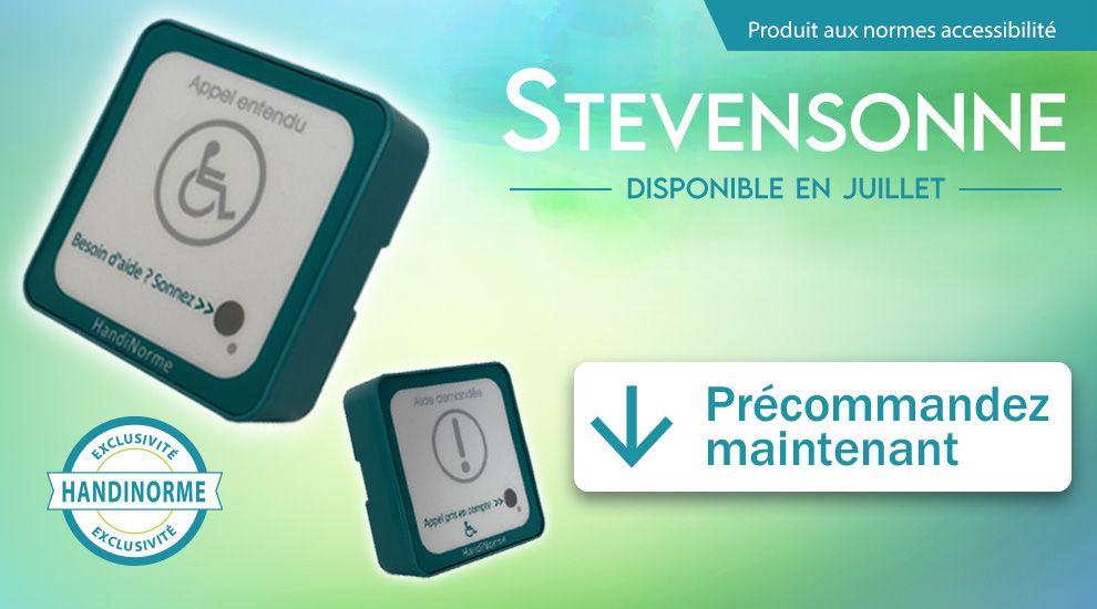 Stevensonne - Carillon PMR aux normes accessibilité